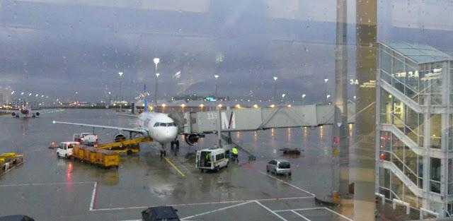 Condor-Ferienflieger am Flughafen München