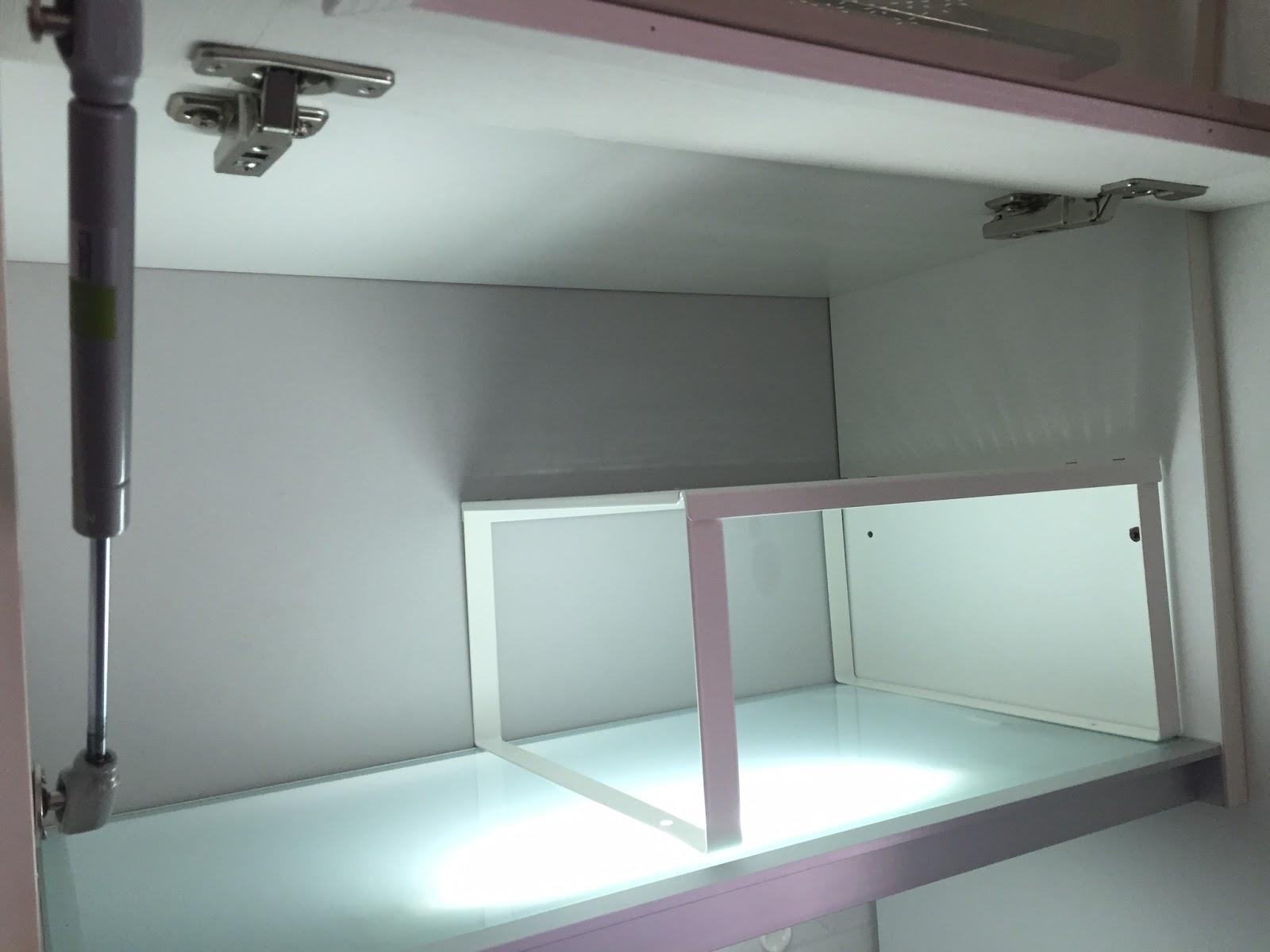 Divisori per ripiani cucina confortevole soggiorno nella - Accessori per cucina ikea ...
