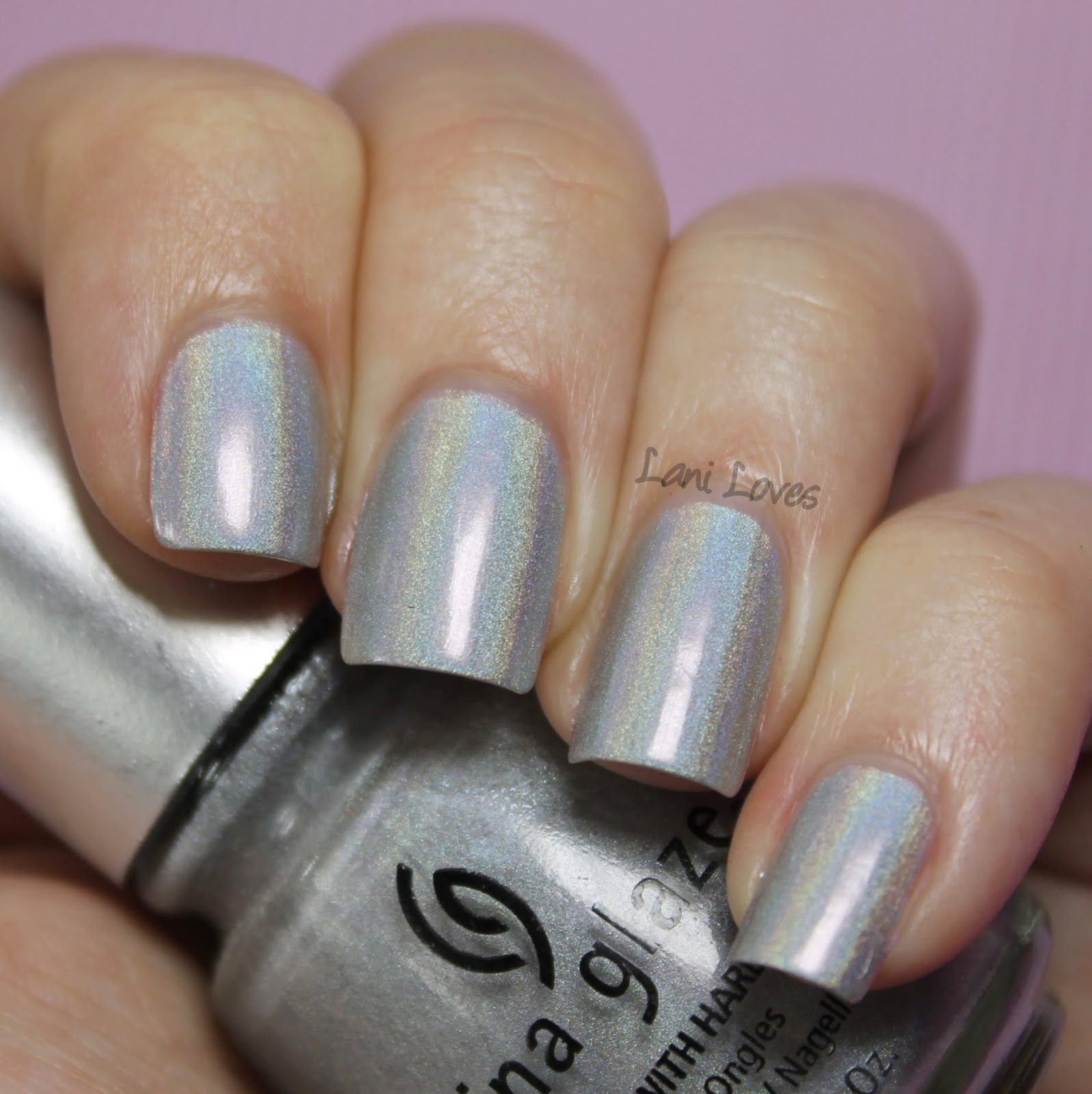 China Glaze OMG swatch