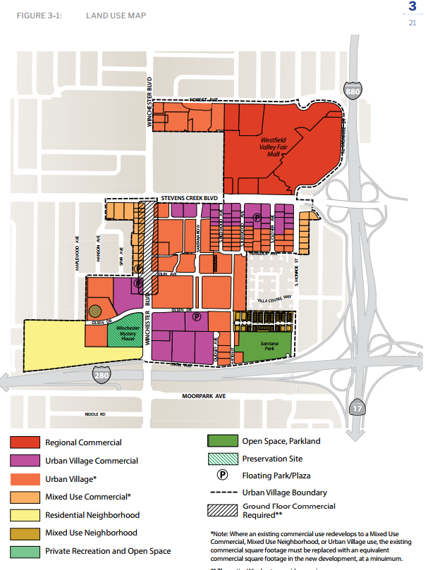 The San Jose Blog Urban Villages are on the way
