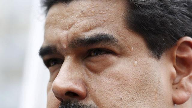 Caiga quien Caiga: Nicolás Quiere Abortar la Constituyente Cubana por @angelmonagas
