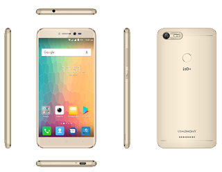 Symphony i10+ Mobile Full Specification