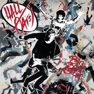 Daryl Hall and John Oates - Big Bam Boom okładka albumu