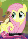 My Little Pony Fluttershy Equestrian Friends Trading Card
