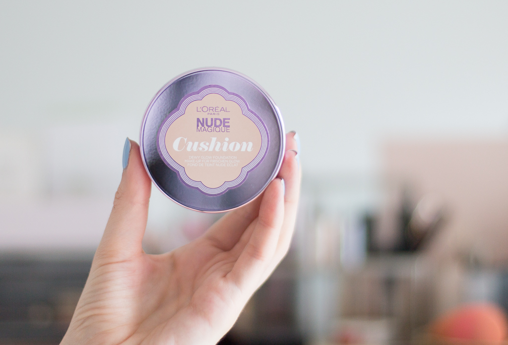 L'Oreal Nude Magique Cushion Foundation 01 Verpackung