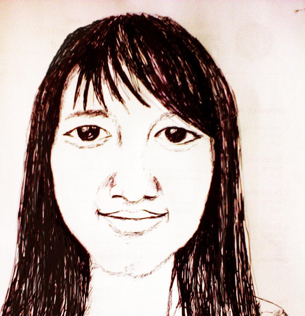 Gambar Sketsa Wajah – Samyysandra