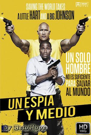 Un Espia y Medio [1080p] [Latino-Ingles] [MEGA]
