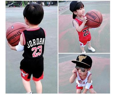 Mẹo mua bộ bóng rổ trẻ em an toàn, thoáng mát, không gây kích ứng cho trẻ