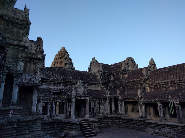 Bakan at Angkor Wat