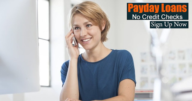 a long list of payday advance financial products
