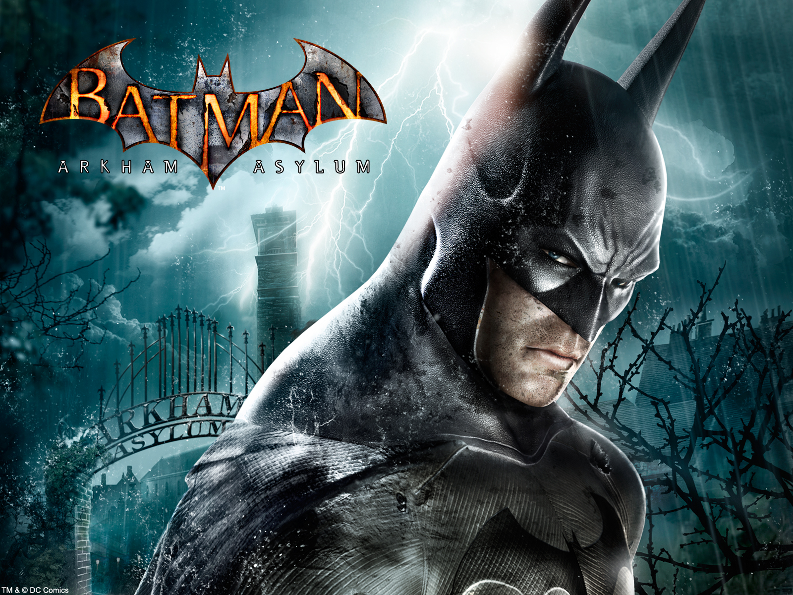 Batman Arkham Asylum Wallpaper: Trololo Blogg: Ps3 Games Hd Wallpapers