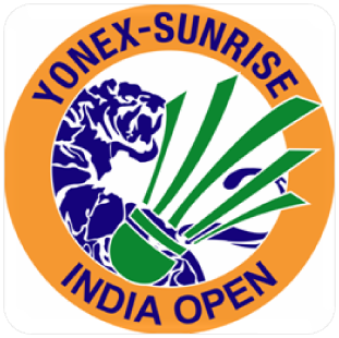 Yonex Sunrise India Open Super Series 2017
