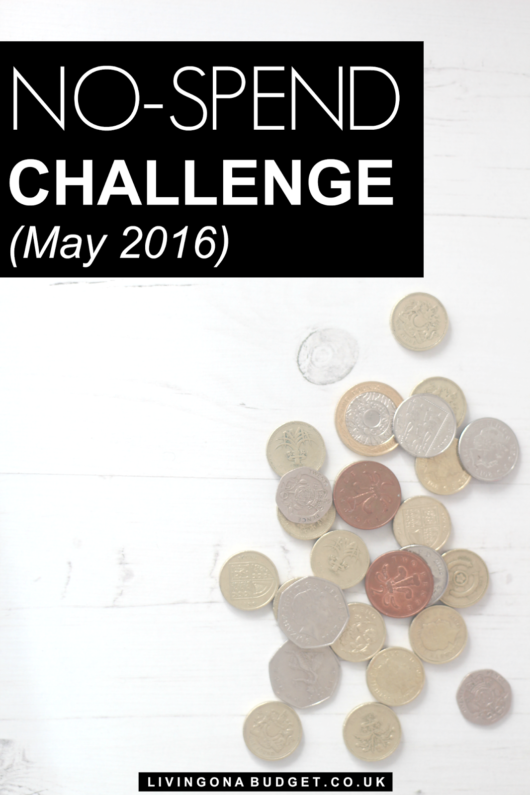 Fancy a challenge? Join me in the ‪#‎nospendchallenge‬ & see how much you can save this month!