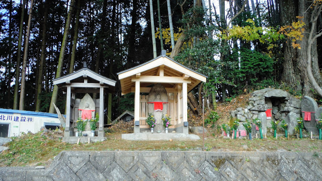 石仏の辻(久安寺)
