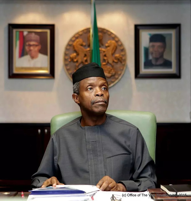 Osinbajo to head committee on Asset recovery