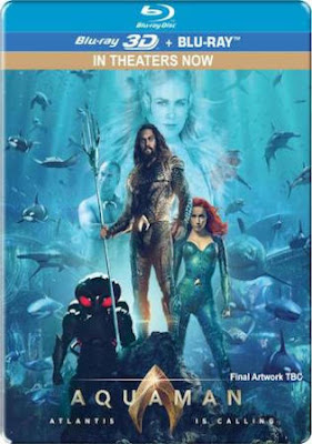 Aquaman 2018 Dual Audio ORG BRRip 480p 450MB x264 Audio Fix