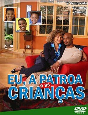 Eu, a Patroa e as Crianças 1ª a 5ª Temporada (2001-2005) Dublado Torrent