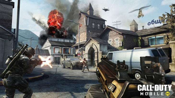 Tráiler oficial: Call of Duty®: Mobile
