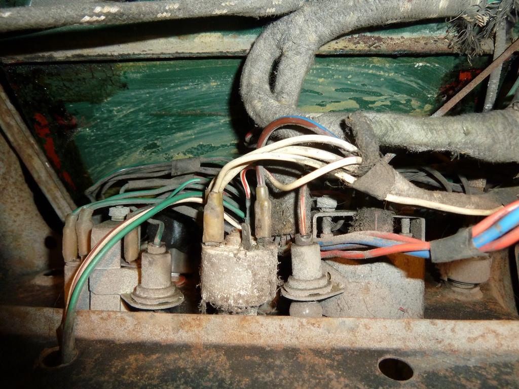 MG Midget 1965 MKII Restoration Project: November 2012