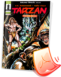 TARZAN (E.R. Burroughs / F. Fiala)