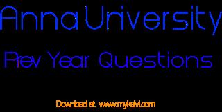 mykalvi,anna university,question papers,exam