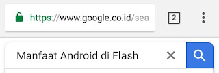 Manfaat Android di Flash