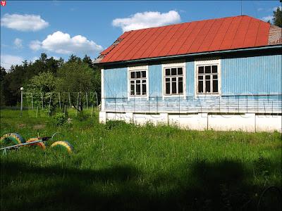 Минск. Степнянка. Заброшенный детский сад