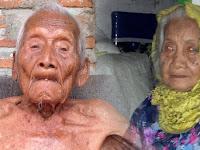 Nenek Anami & Mbah Gotho, orang tertua di Indonesia nikah 4 kali