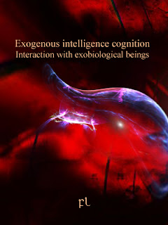 Exogenous intelligence cognition: Interaction with exobiological beings Cover