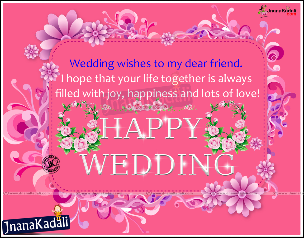 Marriage Wishes Quotes Happy 1St Marriage Quote Wish The Best Collection Of  Quotes