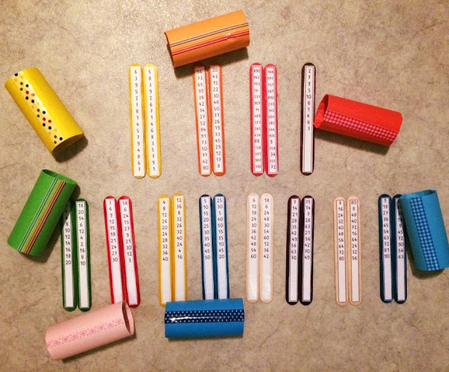 3. Türchen: Mathe Rechen –  und 1×1 Boxenstop