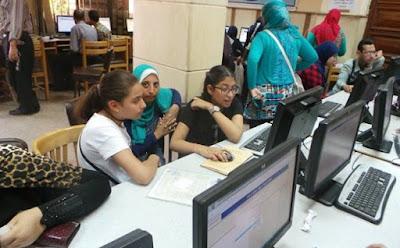 نتيجة تنسيق المرحلة الثالثة برقم الجلوس tansik.egypt.gov.eg رابط موقع بوابة الحكومة المصرية
