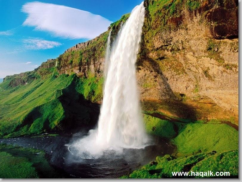 شلال Seljalandsfoss  l اجمل الشلالات في العالم 318746_1178380750385