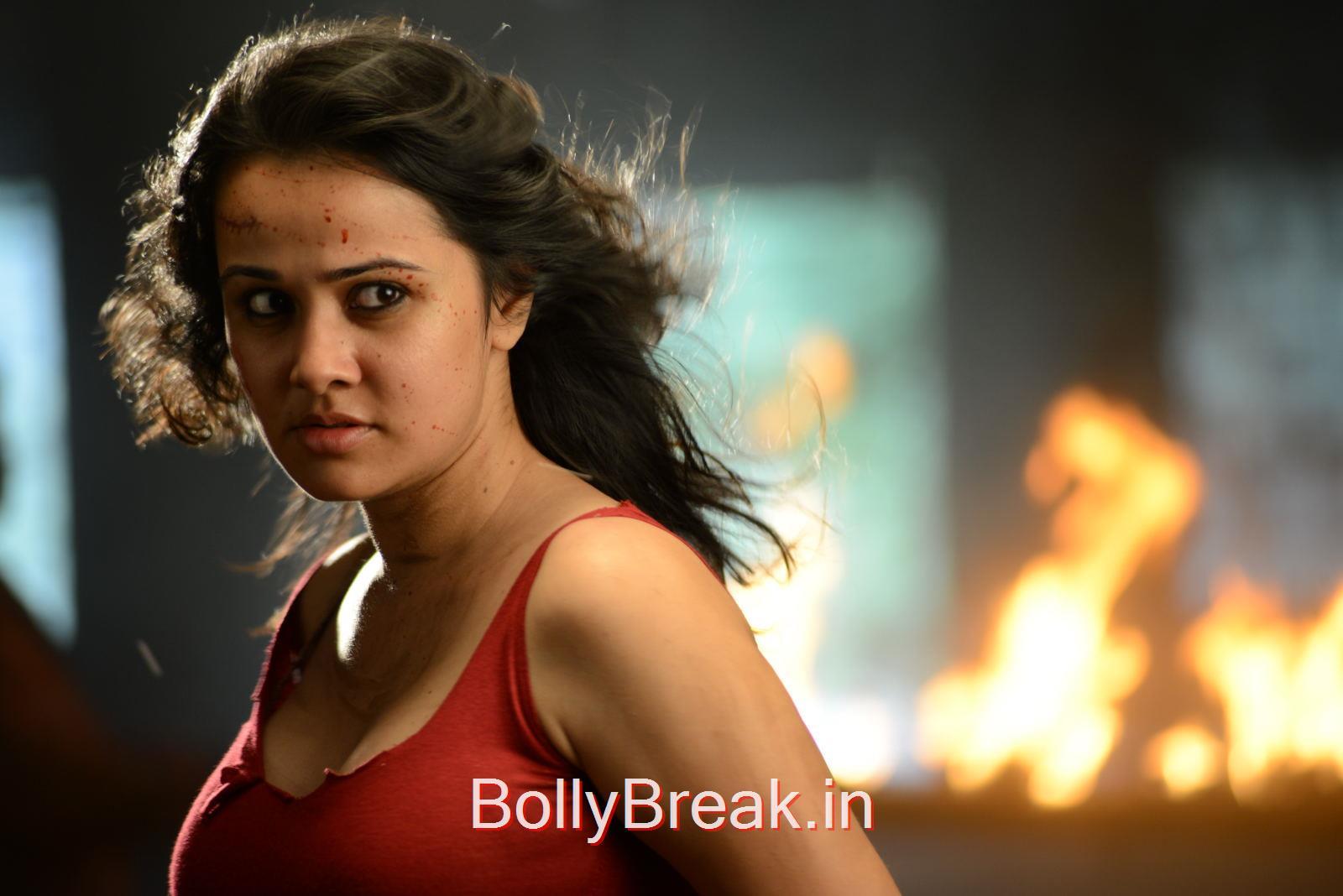 Nisha Kothari Pictures, Nisha Kothari Hot HD Images From Criminals Movie