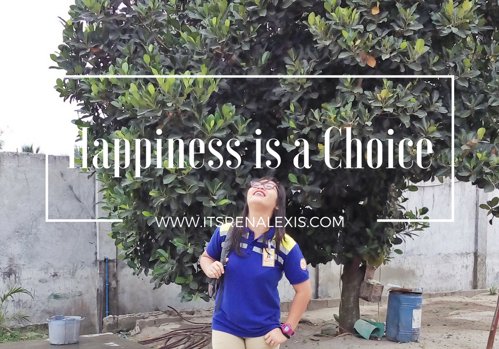 Choose a happy life