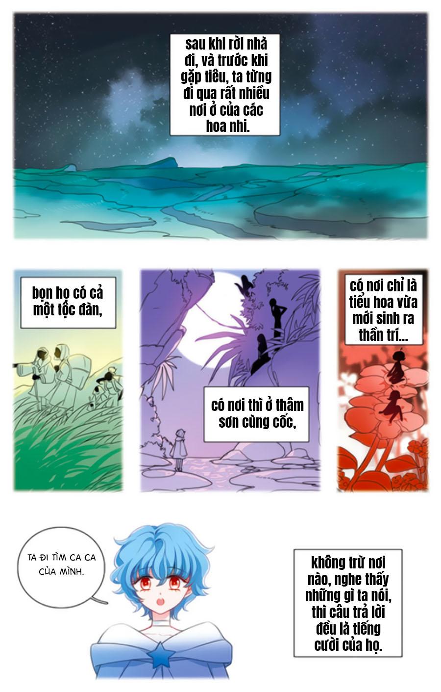 Tinh Linh Tố Chap 13 - Trang 2