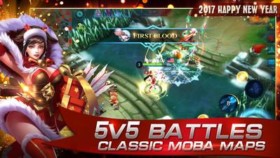 Mobile Legends Bang bang MOD APK 1.1.50.1324