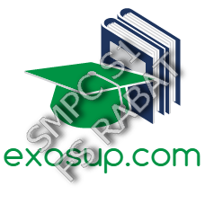 SMPC S1 FS RABAT cours td tp résumés contrôles
