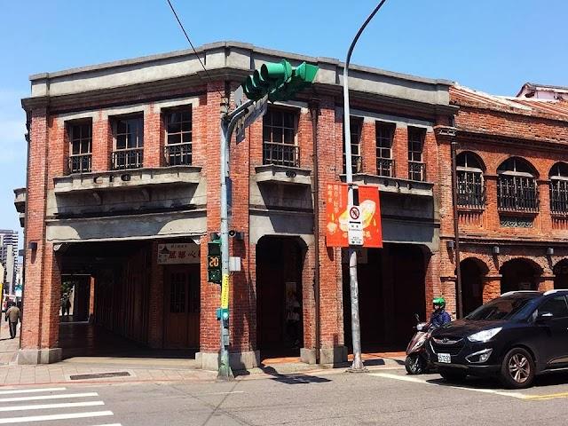 【台北古蹟】穿過三水街角 尋找「新富町文化市場」