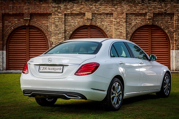 Mercedes-Benz Clase C 200 Avantgarde