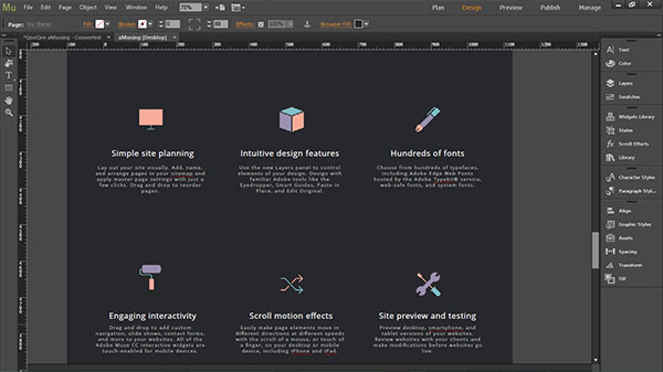 Must-have Adobe Muse Freebies | DesignEasy