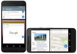 Fitur-Fitur Baru Android 7.0 Nougat multi windows