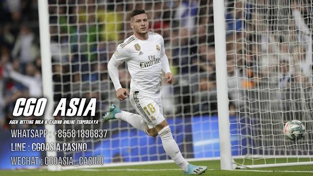 Luka Jovic akan mulai kembali dari AC Milan -Rumahsport.com