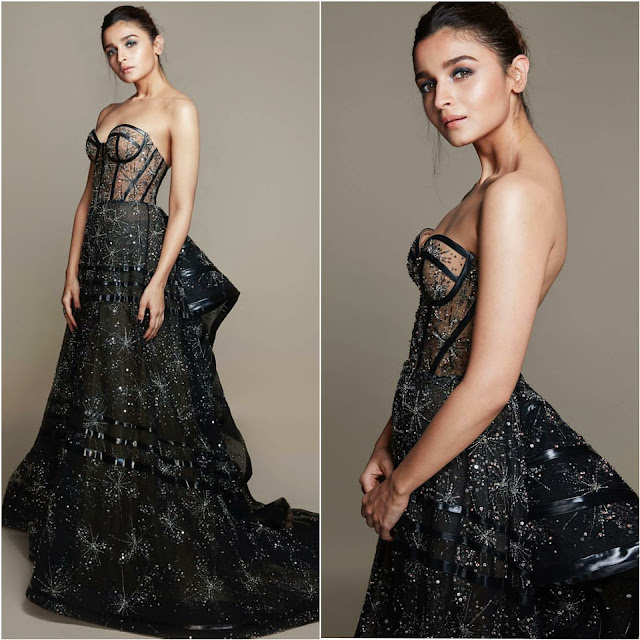 Alia Bhatt Wears A Stunning Gown by Ralph and Russo