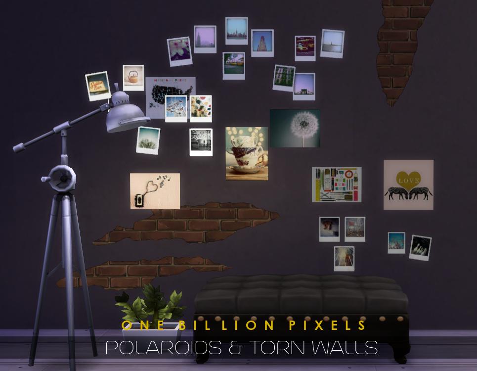 The Sims  Custom Paintings Mod
