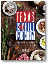 Texas is Chili Country cover