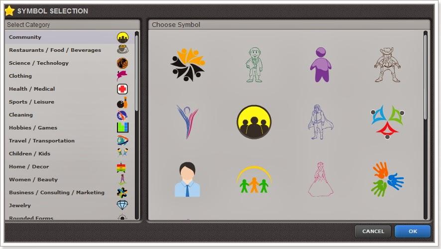 Logo Maker criar banner on-line