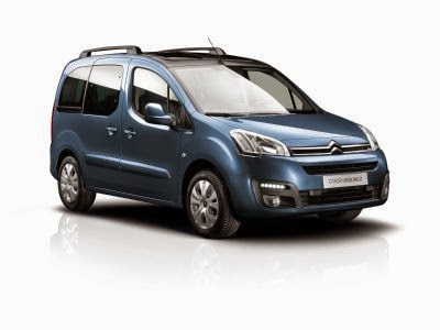 Noul Citroen Berlingo