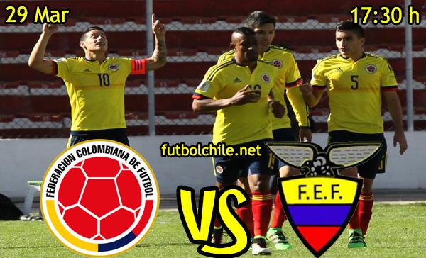 VER STREAM YOUTUBE RESULTADO EN VIVO, ONLINE: Colombia vs Ecuador