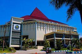 Universitas Negeri malang yang terkenal dengan keangkerannya